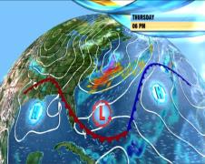 NAB 2013: Viz Weather açık veri entegrasyonunu ve şablon-tabanlı iş akışını sunar.