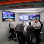 Viz Demo Alanı - Master Control