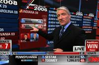 CNN Seçim gecesi içeriği NVIDIA Quadro ile ezici zafer kazandı