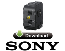 Sony AXS-R5 V1.21 Güncellemesi