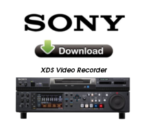 Sony XDS-1000/PD1000/PD2000 için V2.33 Yazılım Güncellemesi