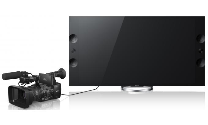 Sony PXW-Z100 4K -3