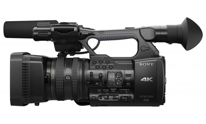Sony PXW-Z100 4K -4